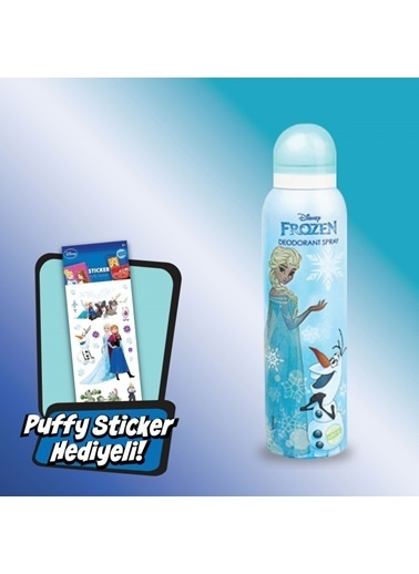 Disney Frozen Deodorant Blue 150ml Renkli